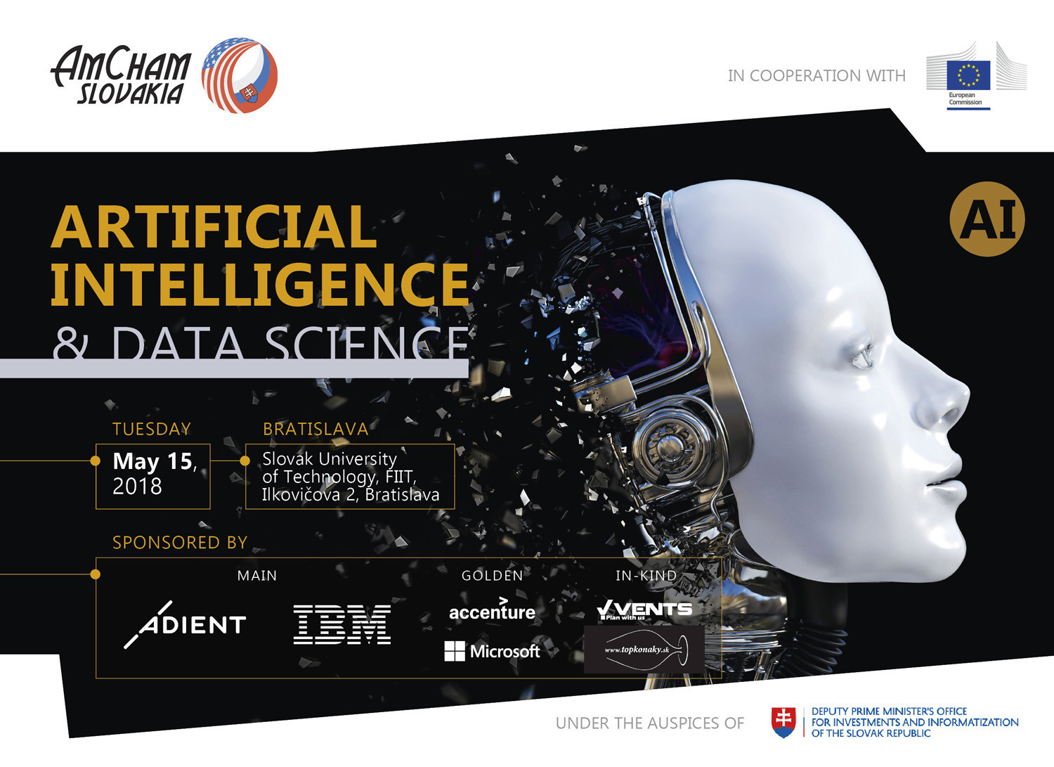 Artificial Intelligence & Data Science Conference