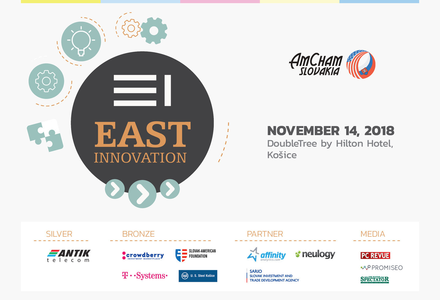 East Innovation 1st Annual Conference