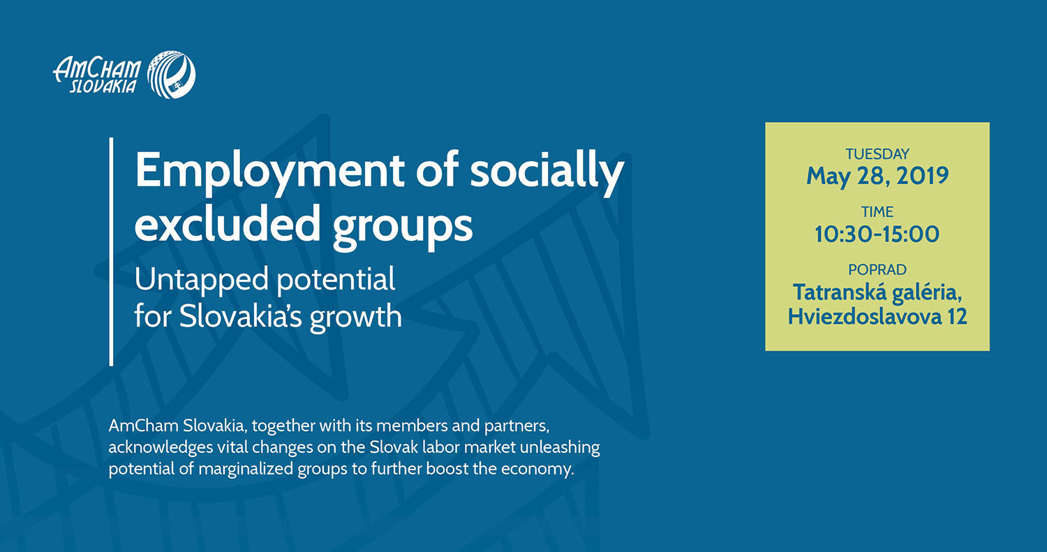Employment of Socially Excluded Groups: Untapped potential for Slovakia's growth
