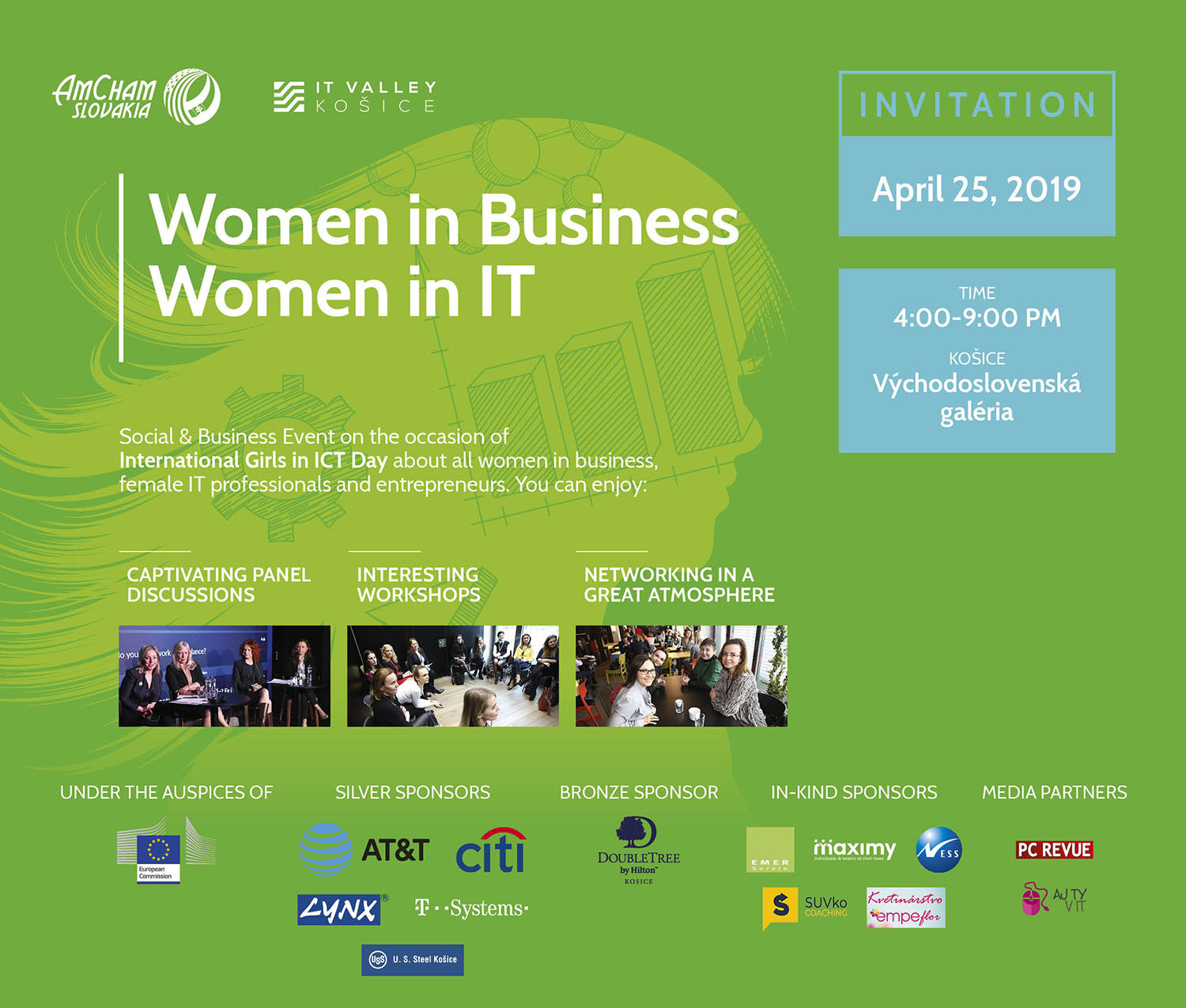 Women in Business | Women in IT
