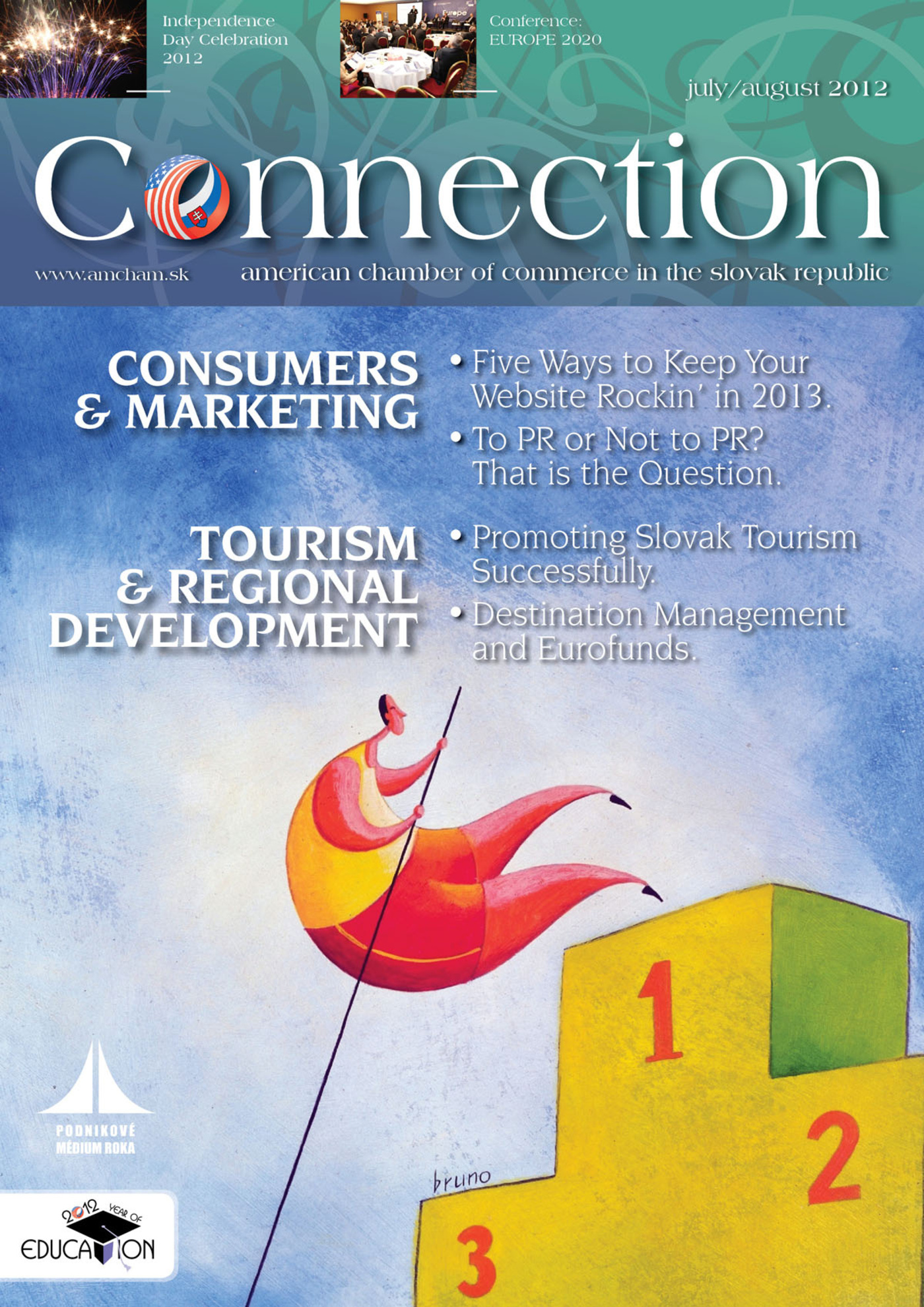 2012-07 / Tourism & Regional Development, Consumers & Marketing