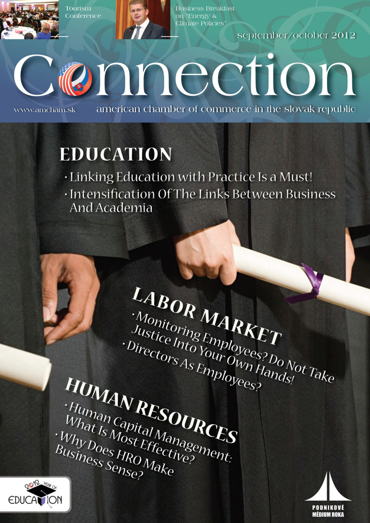 2012-09 / Business & Educatio, Labor Market & HR