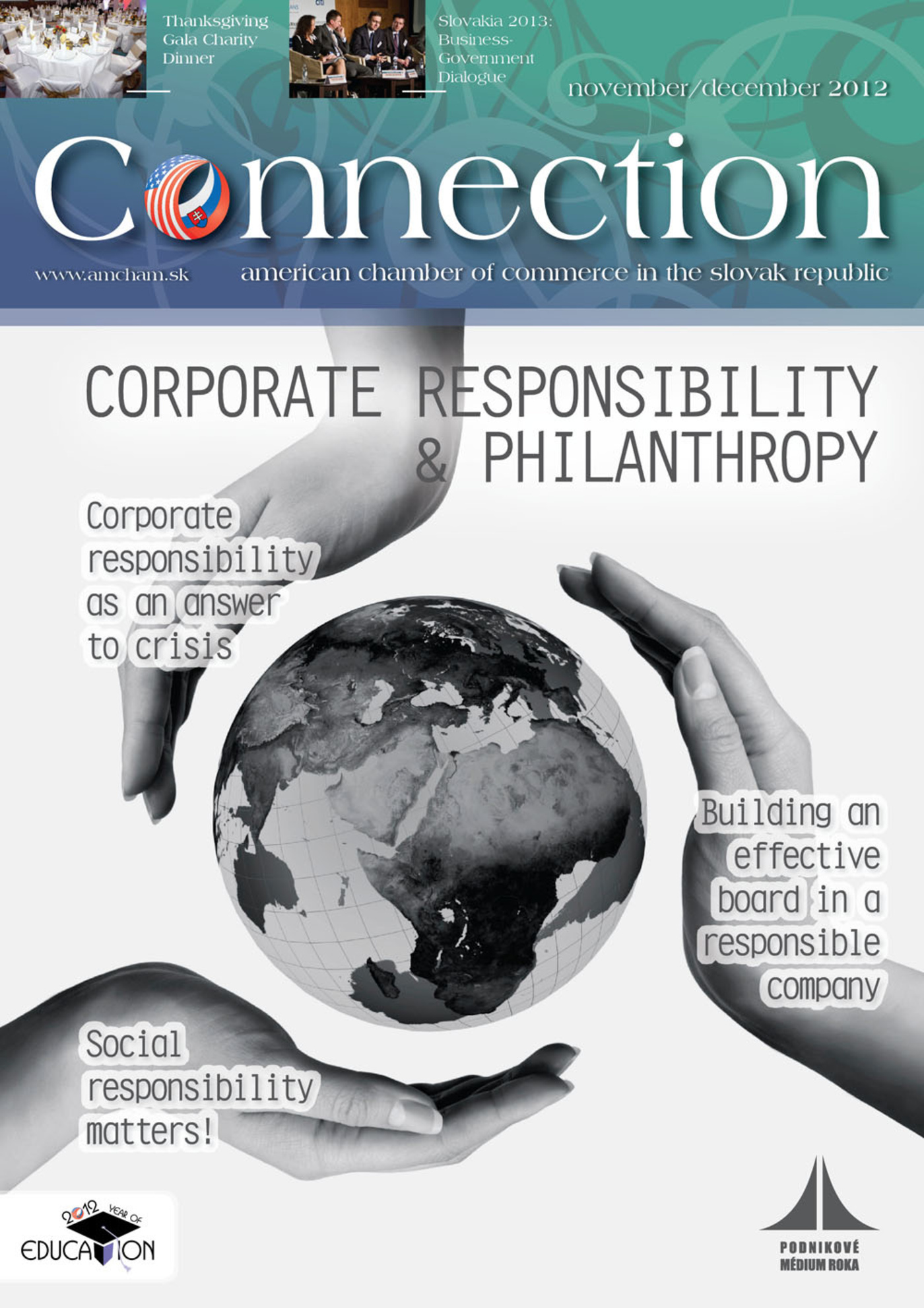 2012-11 / Corporate Responsibility & Philanthropy