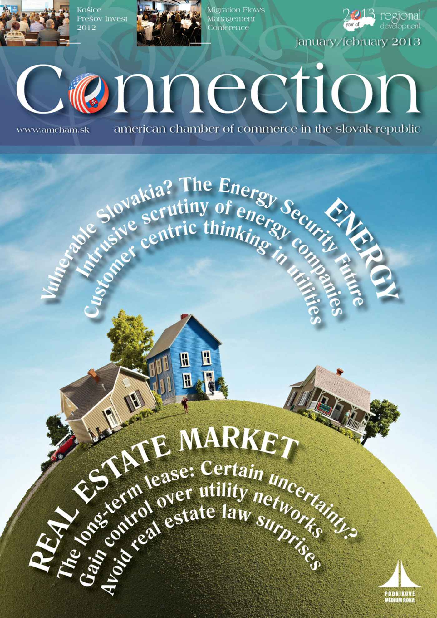 2013-01 / Real Estate Market / Energy