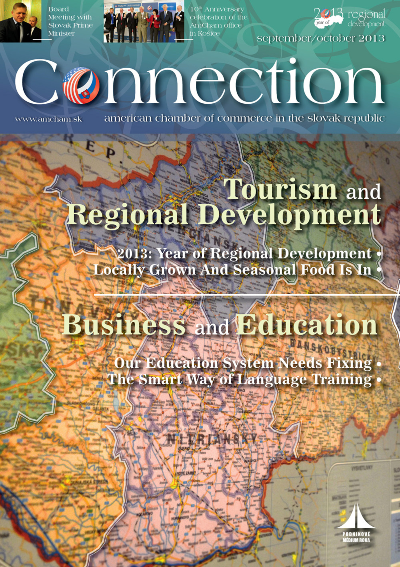2013-09 / Tourism and Regional Development, Business and Education