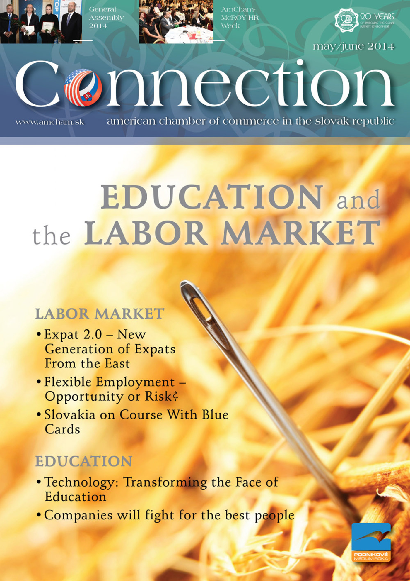 2014-05 / Education and the labor market