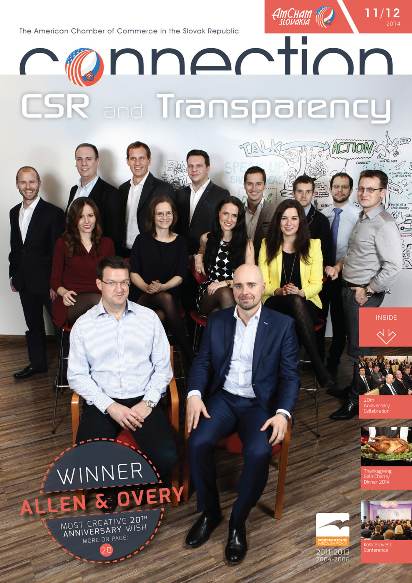 2014-11 / CSR and Transparency