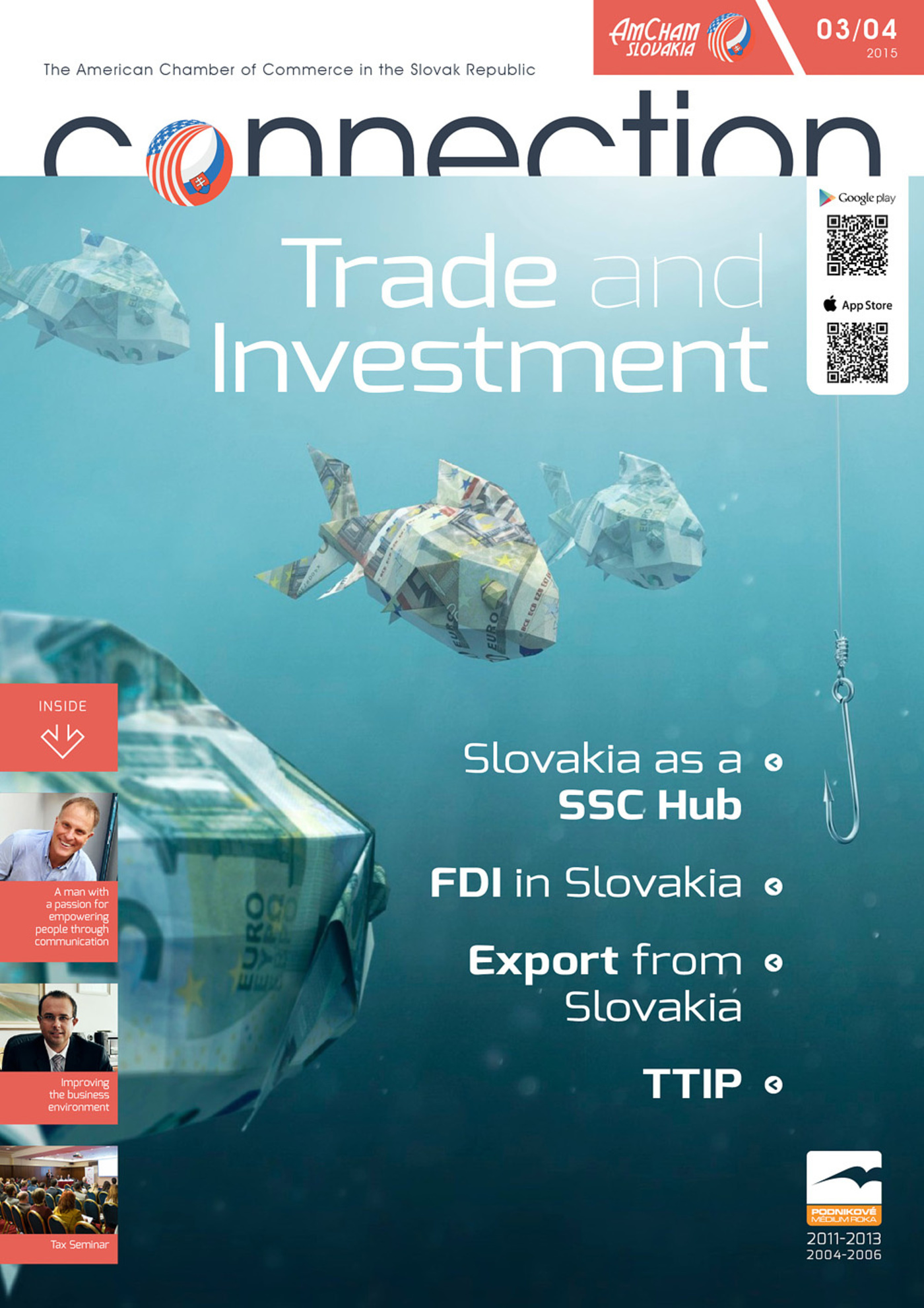 2015-01 / Trade and Investment