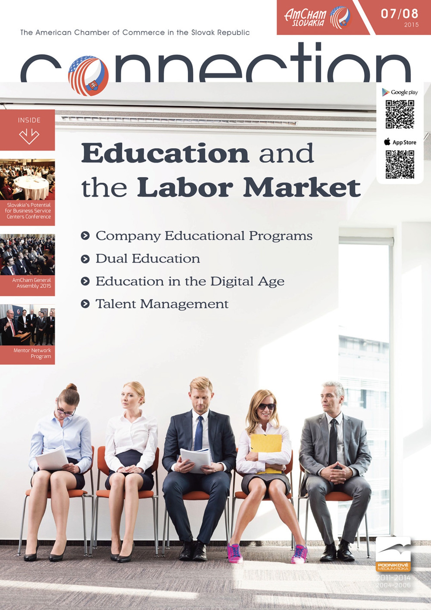 2015-03 / Education and the Labor Market