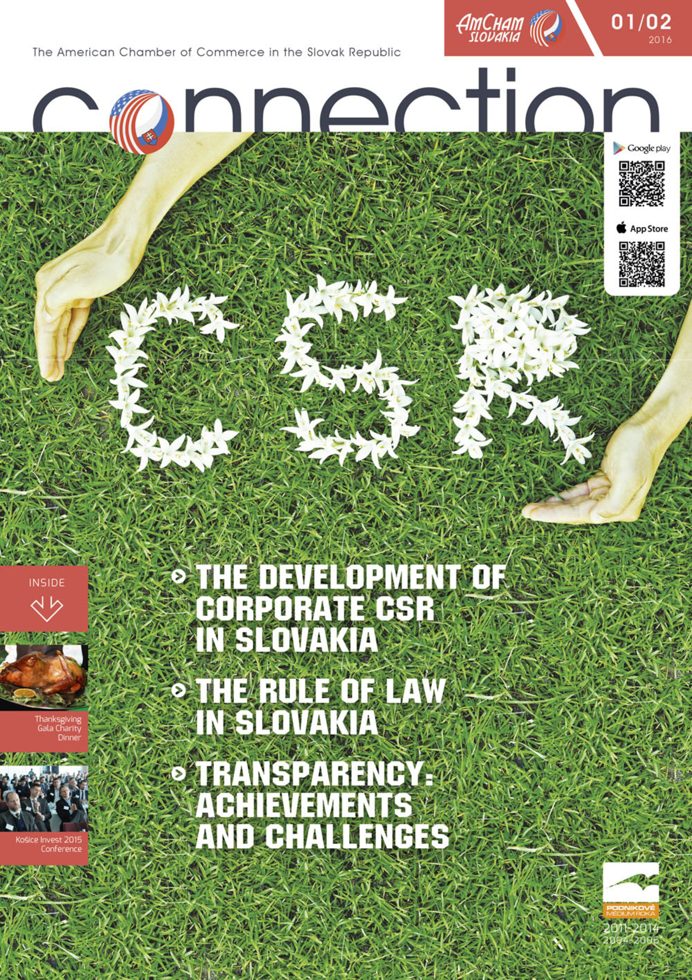 2016-01 / CSR and Transparency
