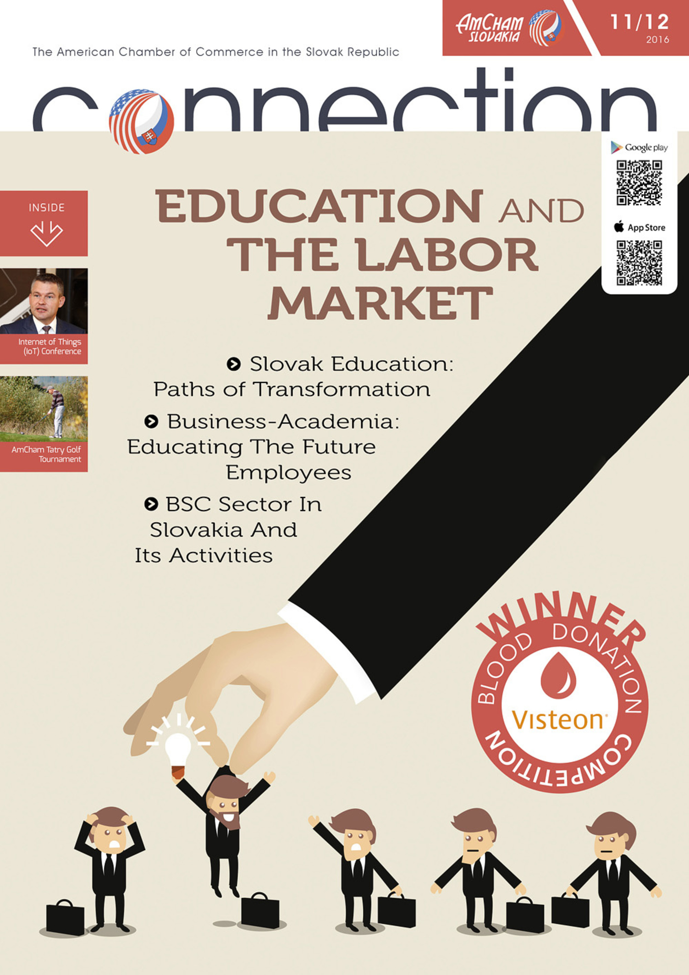 2016-06 / Education and the Labor Market