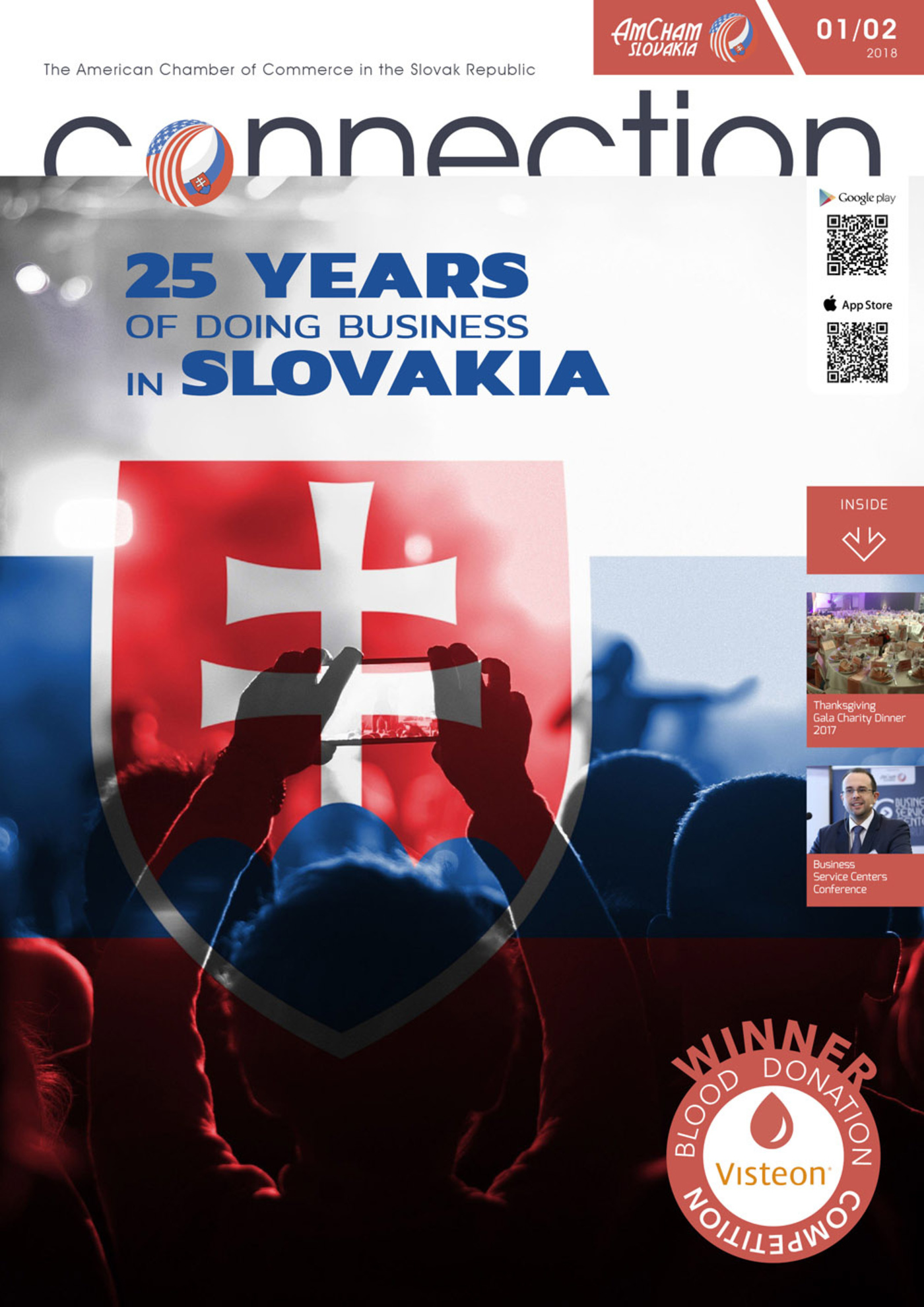 2018-1 / 25 Years of Doing Business in Slovakia