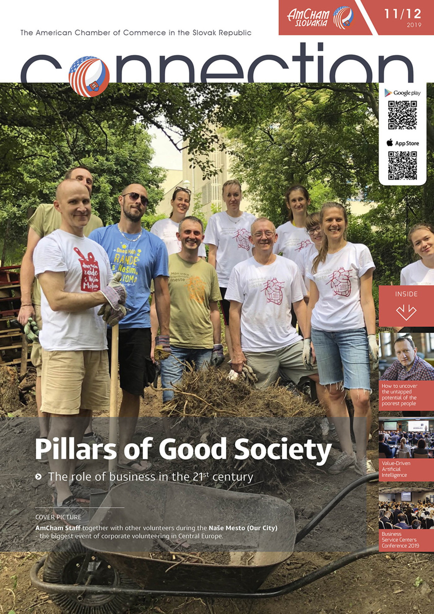 2019-6 / Pillars of Good Society