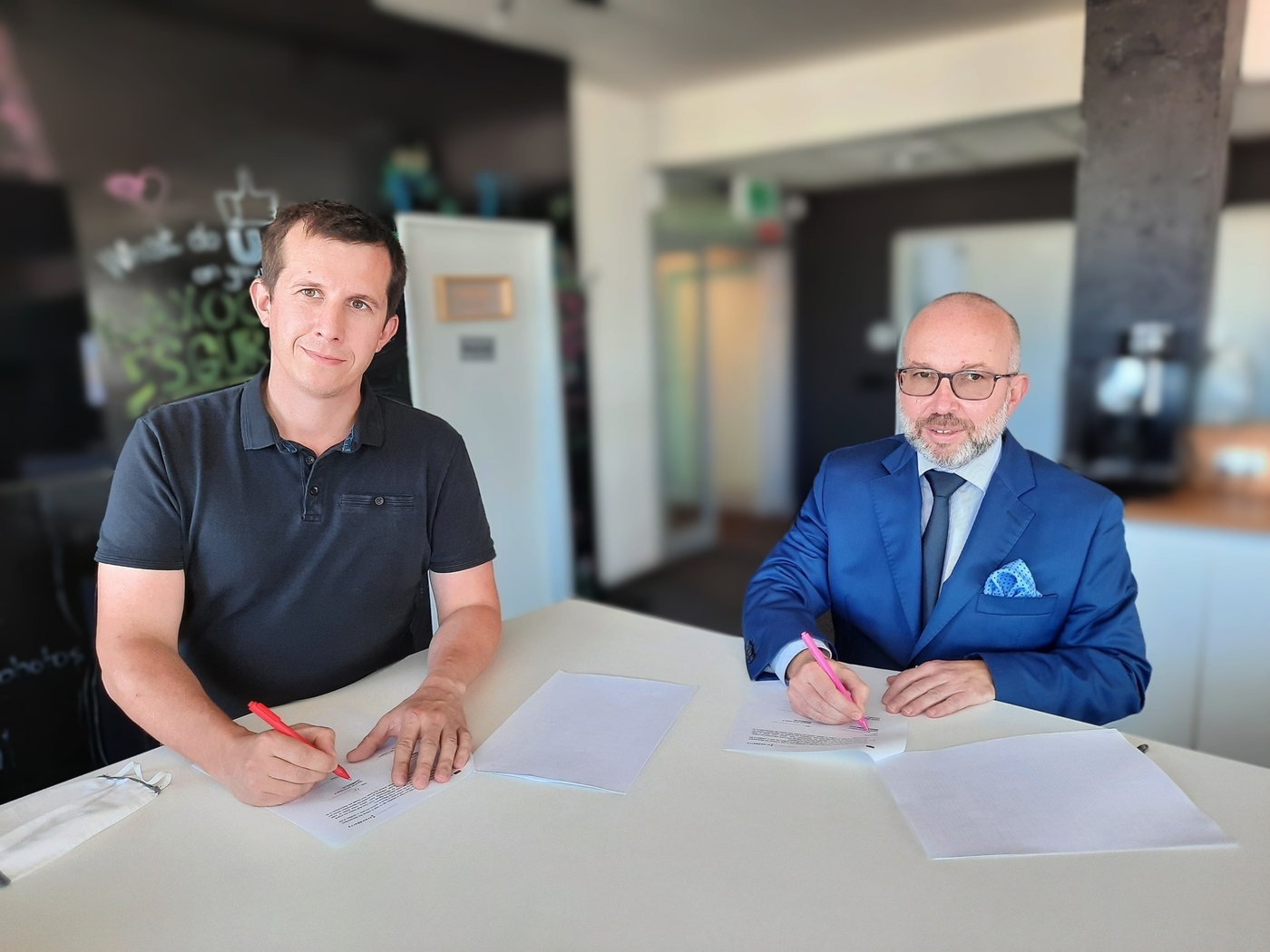 Michal Ondrisek & Mickael Compagnon.JPG
