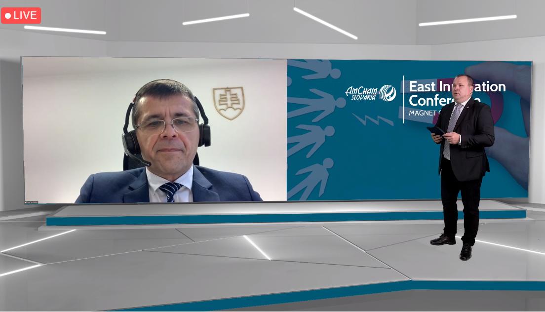 EIC - government talk